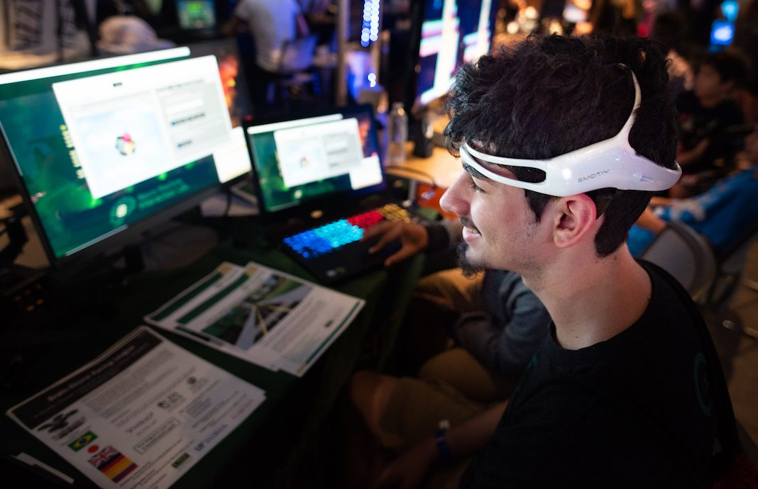 Brain controlled technology at Digital Orlando